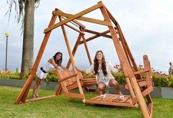 Modern Wood Pavilion Design Ideas For Backyard17