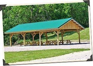 Modern Wood Pavilion Design Ideas For Backyard28