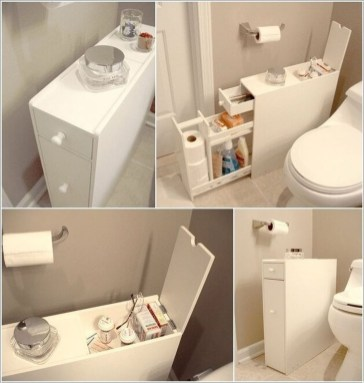 Outstanding Bathroom Makeovers Ideas For Small Space17
