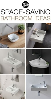 Outstanding Bathroom Makeovers Ideas For Small Space42