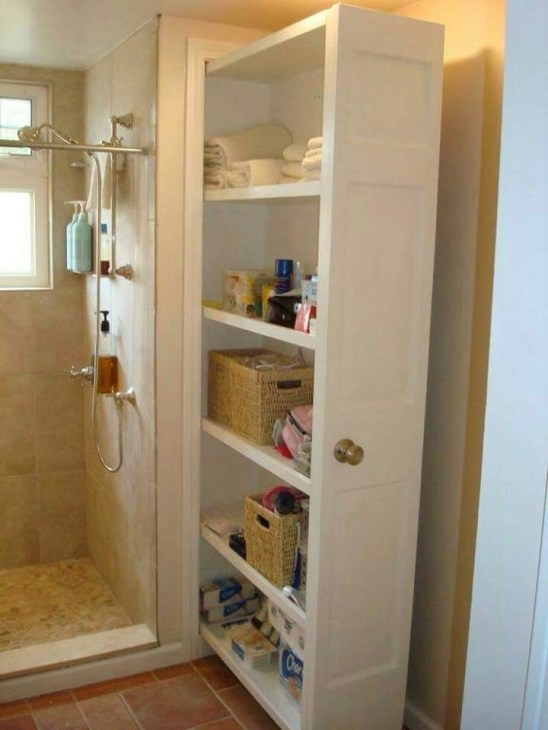 Outstanding Bathroom Makeovers Ideas For Small Space45