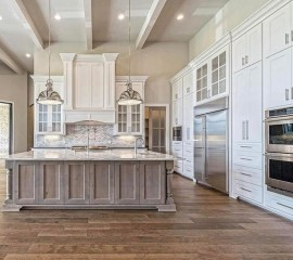 Popular Farmhouse Kitchen Art Ideas To Scale Up Your Kitchen04