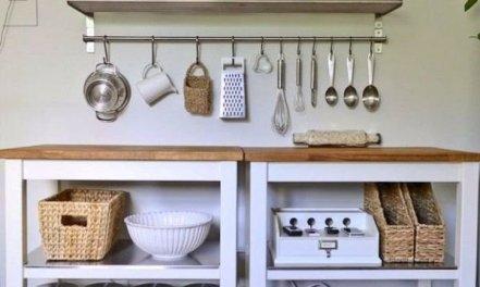 Popular Farmhouse Kitchen Art Ideas To Scale Up Your Kitchen13