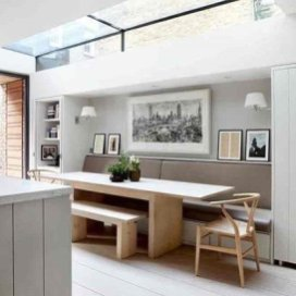 Stunning Dining Tables Design Ideas For Small Space28