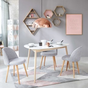 Stunning Dining Tables Design Ideas For Small Space37