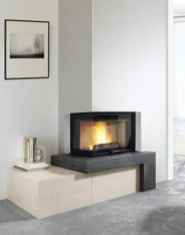 Unique Farmhouse Fireplace Design Ideas For Living Room33