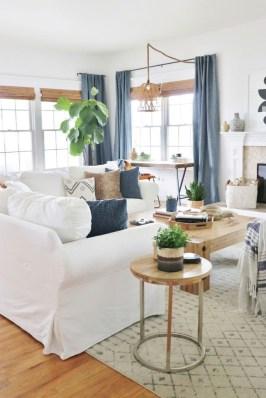 Unique Summer Decor Ideas For Living Room15
