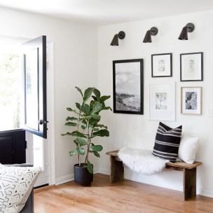 Unique Summer Decor Ideas For Living Room37