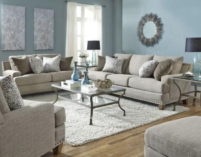 Unique Summer Decor Ideas For Living Room43