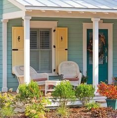 Wonderful Beach House Exterior Color Ideas02