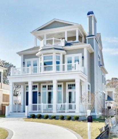 Wonderful Beach House Exterior Color Ideas07