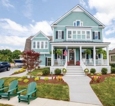 Wonderful Beach House Exterior Color Ideas31