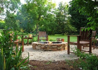 Beautiful Outdoor Fire Pits Ideas40