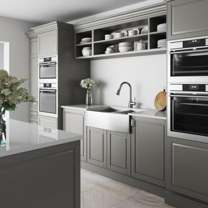 Fancy Farmhouse Kitchen Ideas For 201915