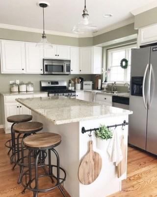Fancy Farmhouse Kitchen Ideas For 201924