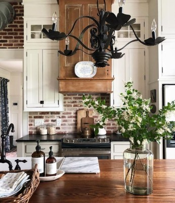 Fancy Farmhouse Kitchen Ideas For 201932