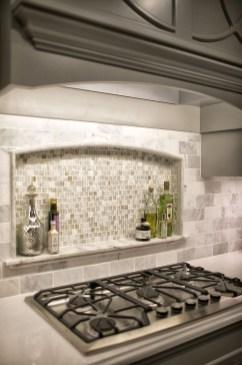 Gorgeous Kitchen Backsplash Design Ideas24