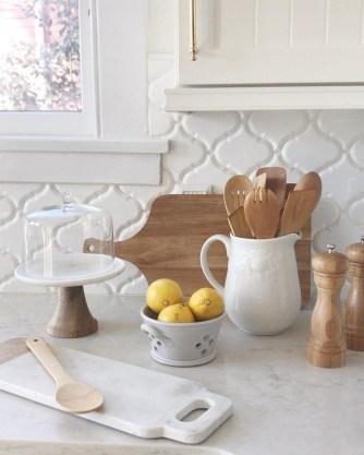Gorgeous Kitchen Backsplash Design Ideas33