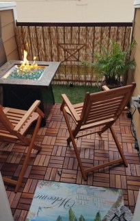 Inexpensive Apartment Patio Ideas On A Budget33