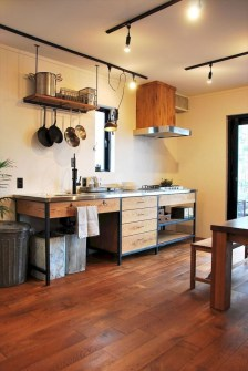Attractive Industrial Kitchen Ideas That Will Amaze You12