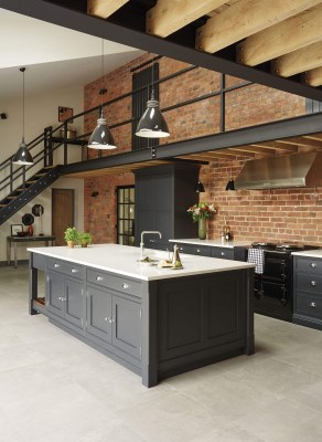 Attractive Industrial Kitchen Ideas That Will Amaze You15