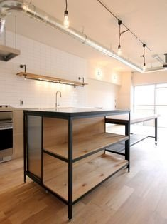 Attractive Industrial Kitchen Ideas That Will Amaze You24