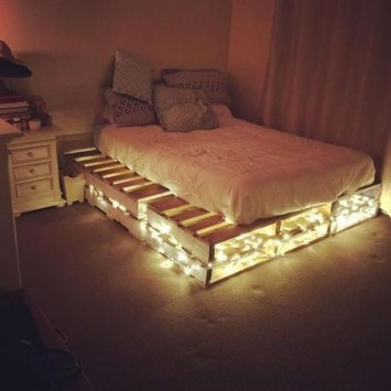 Beautiful Furniture Ideas With Pallet For You 42