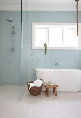 Brilliant Bathroom Tile Design Ideas That Very Inspiring 08