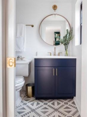 Brilliant Bathroom Tile Design Ideas That Very Inspiring 35