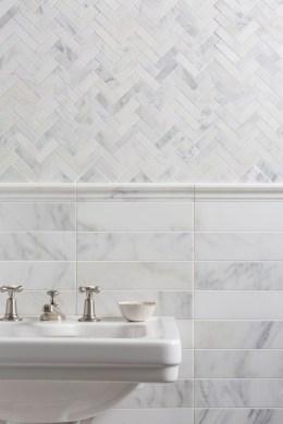 Brilliant Bathroom Tile Design Ideas That Very Inspiring 36