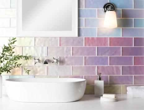 Brilliant Bathroom Tile Design Ideas That Very Inspiring 43