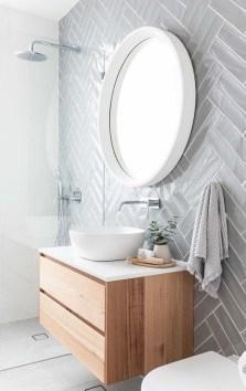 Brilliant Bathroom Tile Design Ideas That Very Inspiring 45