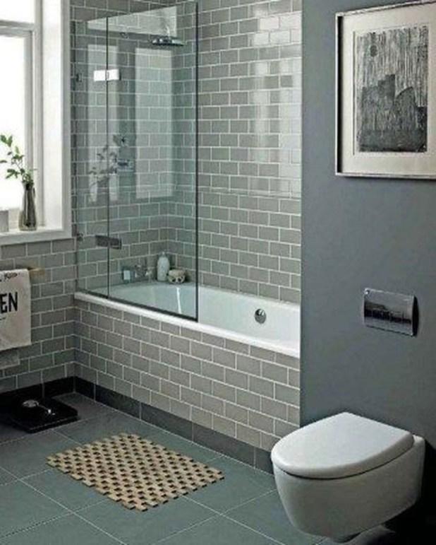 Brilliant Bathroom Tile Design Ideas That Very Inspiring 54