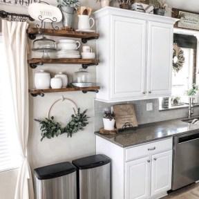 Casual Diy Farmhouse Kitchen Decor Ideas To Apply Asap 12
