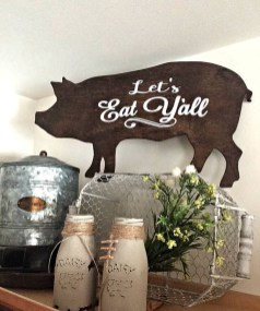 Casual Diy Farmhouse Kitchen Decor Ideas To Apply Asap 29