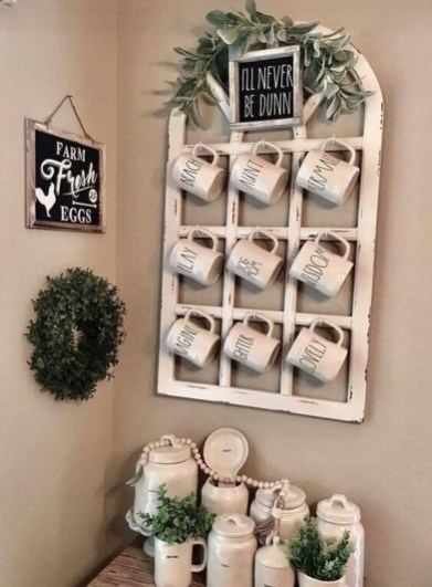 Casual Diy Farmhouse Kitchen Decor Ideas To Apply Asap 45
