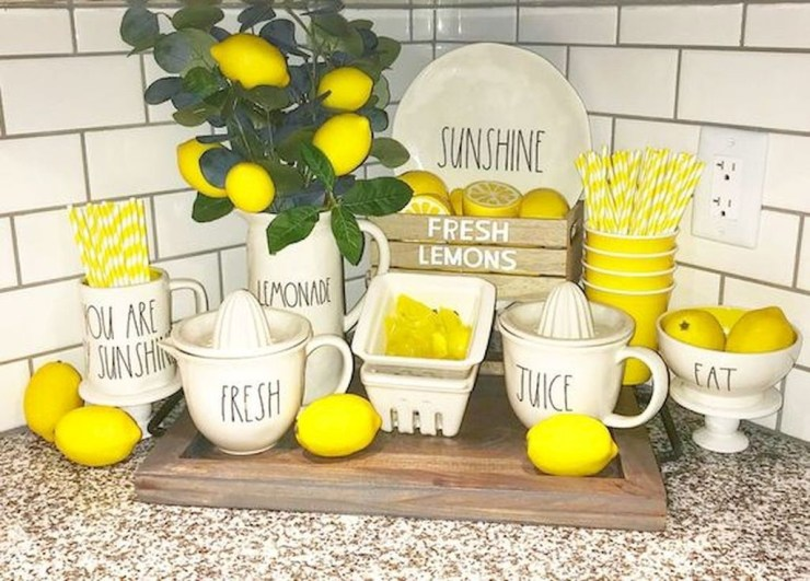 Casual Diy Farmhouse Kitchen Decor Ideas To Apply Asap 46