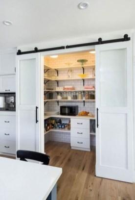 Catchy Kitchen Pantry Design Ideas27