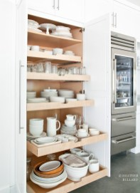 Catchy Kitchen Pantry Design Ideas31