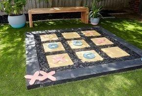 Comfy Diy Backyard Games And Activities Ideas12