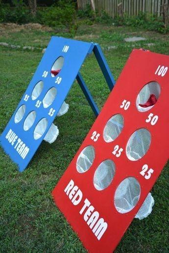 Comfy Diy Backyard Games And Activities Ideas16