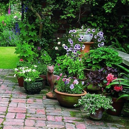 Comfy Garden Decorations Ideas To Apply47