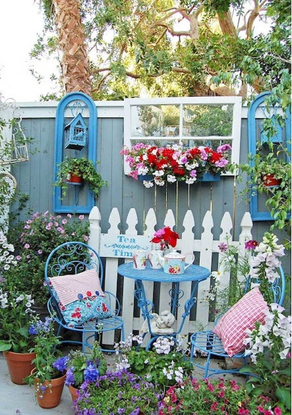 Comfy Garden Decorations Ideas To Apply49