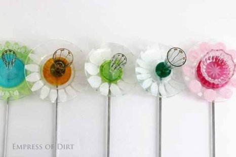 Cozy Diy Art Flowers Ideas For Garden On A Budget16
