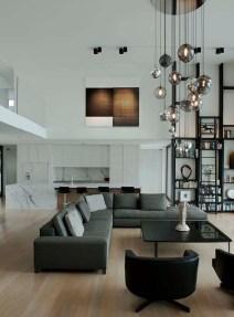 Cozy Interior Design Ideas With Lighting Combinations03