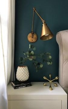 Cozy Interior Design Ideas With Lighting Combinations09