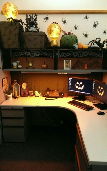 Creative Diy Cubicle Decor Ideas For Working Space 30