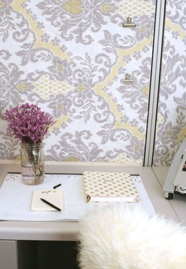 Creative Diy Cubicle Decor Ideas For Working Space 36