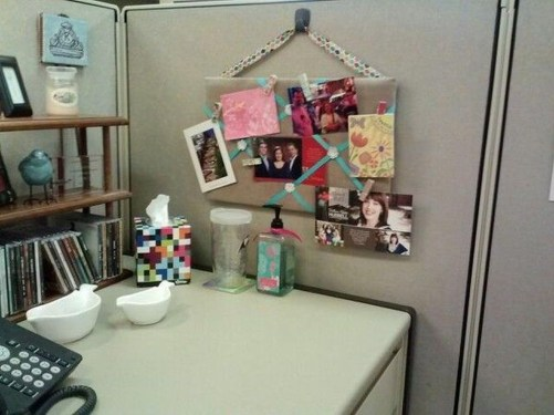 Creative Diy Cubicle Decor Ideas For Working Space 46