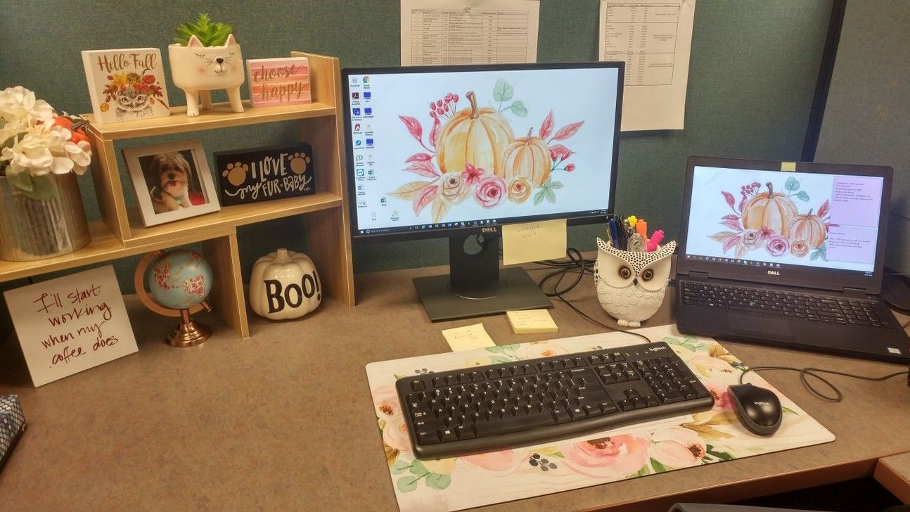 Creative Diy Cubicle Decor Ideas For Working Space 49